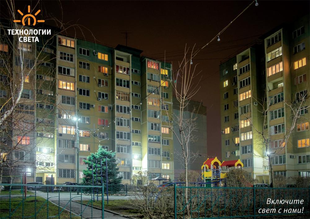 Территория ТСЖ «Простор»